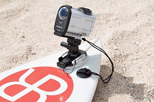 Sony FDR-X1000 4K Actioncam Live-View Remote Kit -170 Ultra-Weitwinkel – weiß - 3
