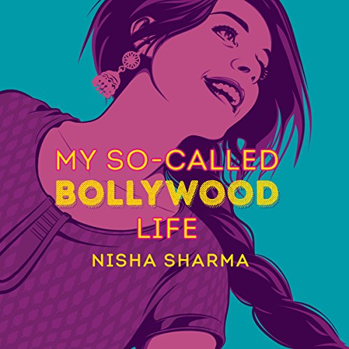 My So-Called Bollywood Life audiobook cover art