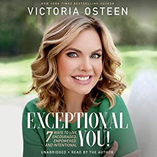 Exceptional You! audiobook cover art