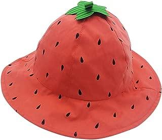 Randolly Kids Hat 👒 Toddler Baby Boys and Girls Hat Children Fruit Print Lovely Cap