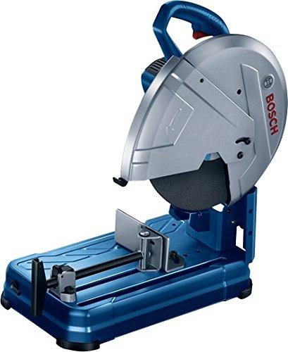 Bosch Professional 0601B38100 Bosch 0601B38100-Ingletadora para Metal GCO 20-14 Professional. 2000 W. 3.800 RPM. Capacidad de Corte: 100 x196 mm. Ø Disco: 355 mm. 17 Kg