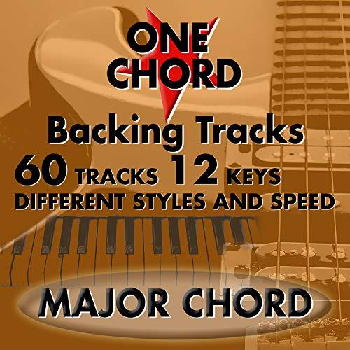 C Major | One Chord Backing Track | Pop Funk