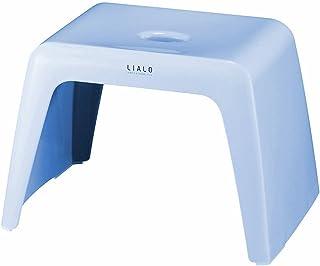 アスベル 風呂椅子 リアロ 高さ25cm Ag 抗菌 ブルー