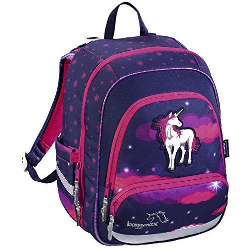 Baggymax Speedy Unicorn Dream - Mochila escolar
