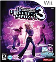Dance Dance Revolution Hottest Party 3 Bundle - Nintendo Wii