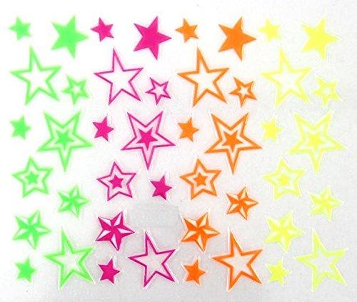 One-Stroke-Sticker Neon 1546