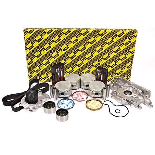 Evergreen OK5020L/0/0/0 Fits 96-99 Chrysler Dodge Eagle Mitsubishi Plymouth 2.0 DOHC 420A 16V Engine Rebuild Kit