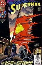 Superman (Comic) Jan. 1993 No. 75