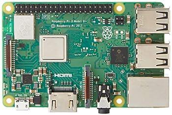 64-bit クアッドコア ARMv8 CPU (BCM2837B0)、1 GB RAM デュアルバンド2.4GHzと5GHzのIEEE 802.11.b/g/n/acワイヤレスLAN。 Bluetooth 4.2、Bluetooth 低消費電力 PoE HAT サポート、カメラインターフェース(CSI)、ディスプレイインターフェース(DSI)、40 GPIOピン。 RS Components製