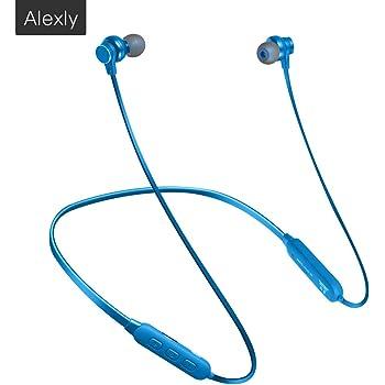 Alexly Tf3 Neckband Bluetooth Earphone Wireless With Amazon In Electronics
