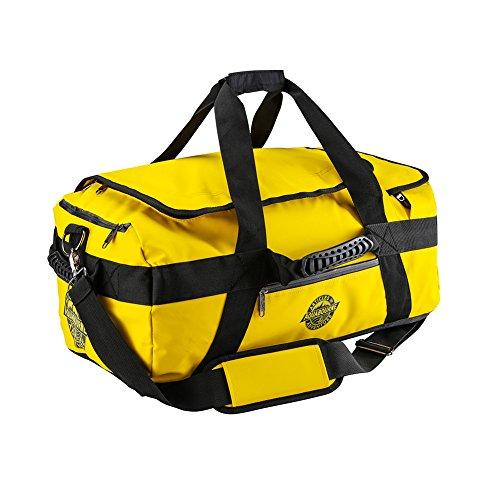 Aquabourne Tasman Sporttas, waterdichte rugzak, inhoud 38 liter, duffeltas, grote reistas voor outdoor-activiteiten, ook ideaal als fitnesstas