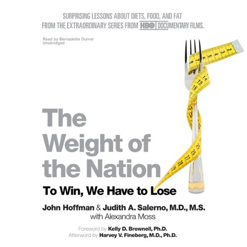 The Weight of the Nation audiobook cover art