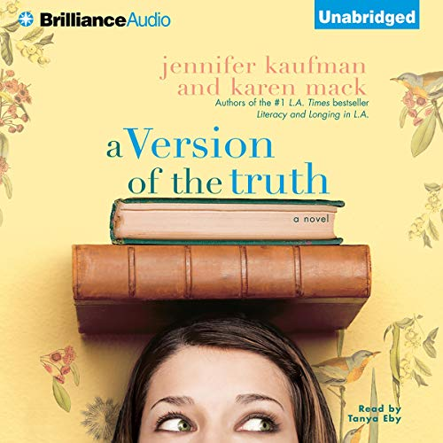 A Version of the Truth audiobook cover art