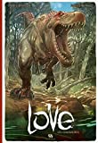 Love, Tome 4 - Les dinosaures