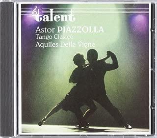 Piazzolla Astor: Eleven Tangos. Aquiles Delle Vigne Piano. Total Time: 50'35'