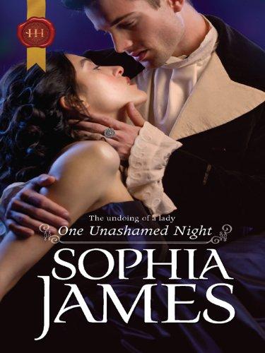 One Unashamed Night (Wellinghams Book 2)