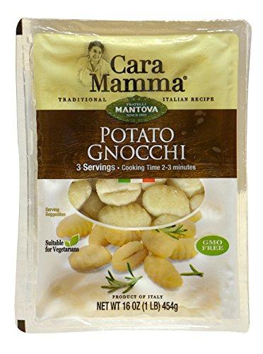 Mantova Potato Gnocchi, 6.6 Pound (Pack of 6)