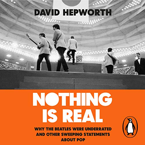 Nothing Is Real audiobook cover art