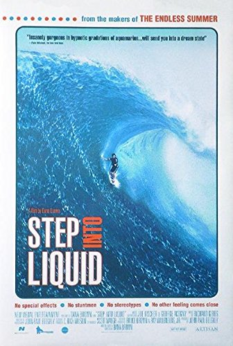 Step Into Liquid - Movie Poster (Size: 27'' x 39'')