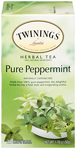 peppermint tea is good for a cold