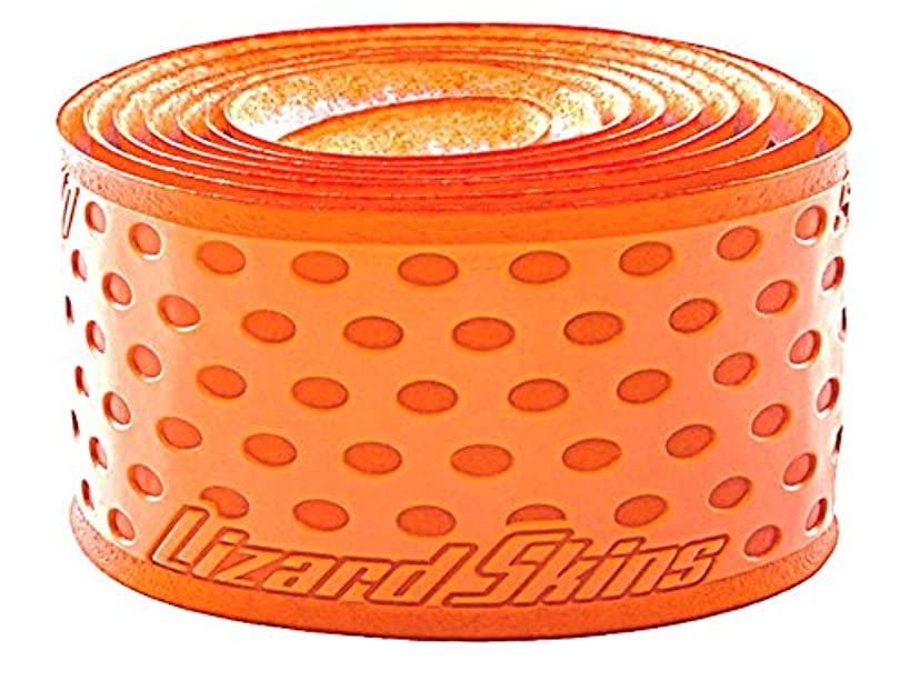 Lizard Skins Durasoft Polymer Bat Grip 1.8mm Tangerine