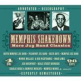 Memphis Shakedown: More Jug Band Classics by Jsp Records