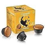Consuelo - capsules de café compatibles Dolce Gusto* - Supremo, 96 capsules (16x6)