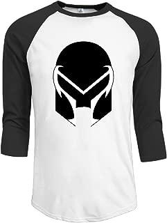 Men's X-men Magneto Comic Books Stan Lee 3/4 Raglan Shirts Baseball Jerseys