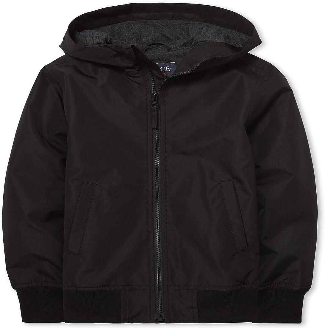 The Childrens Place Boys Uniform Windbreaker Jacket
