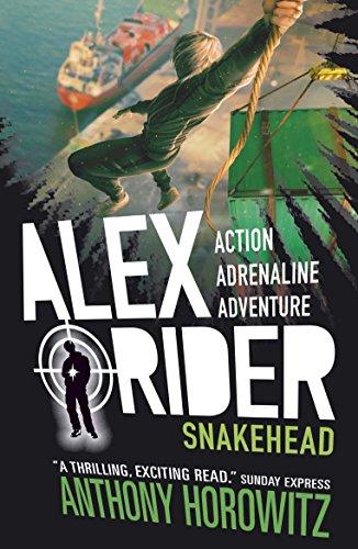 Snakehead (Alex Rider Book 7) (English Edition)