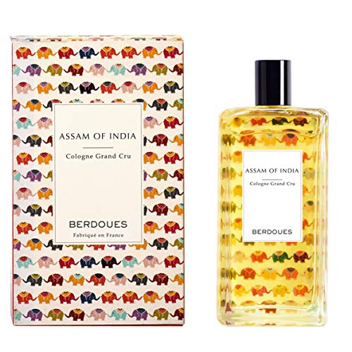 Collection Grands Crus Assam Of India Eau de Cologne, 100 ml