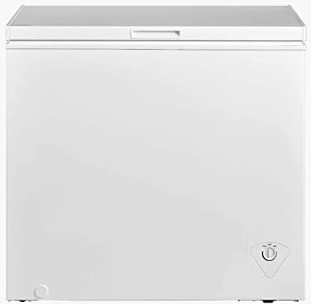 Arctic King - [WHS-258C1WS] 7 Cubic Feet Chest Freezer, White