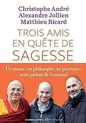 livre Trois amis en quête de sagesse