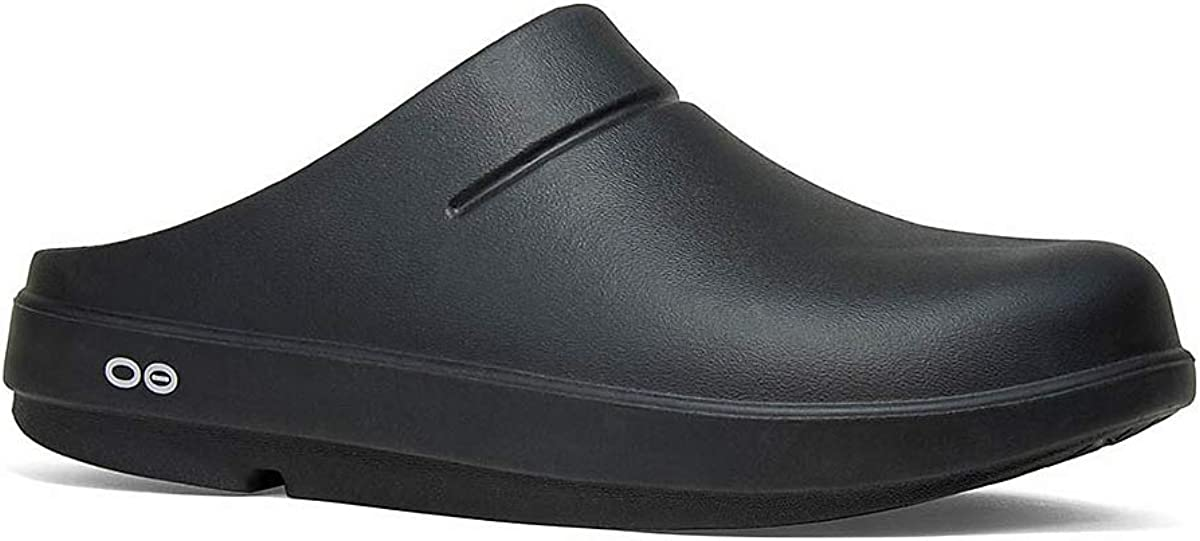 OOFOS Unisex OOCloog - Lightweight Recovery Footwear - Reduces Pressure on Feet, Joints & Back - Machine Washable
