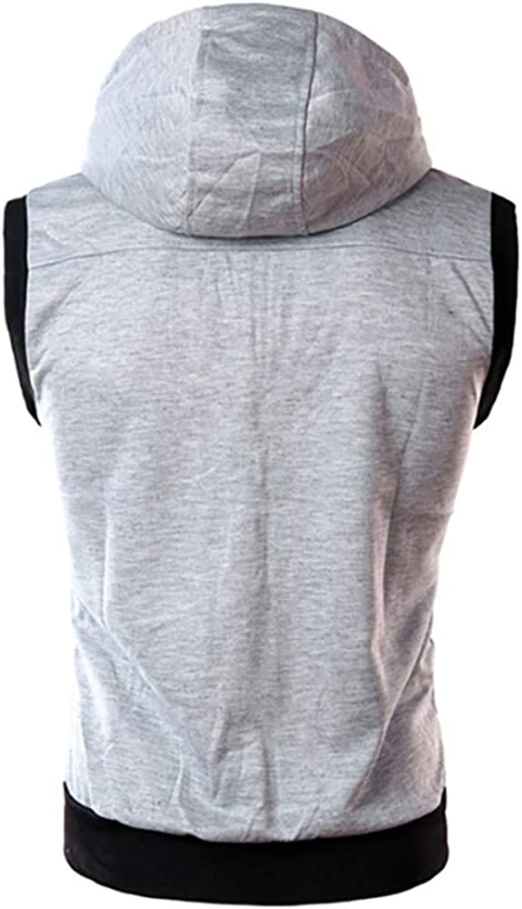 iLXHD Cheap Men's Summer Casual Hooded T-Shirt Pure Short Sleeve Super sale Color