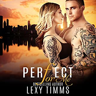 Perfect for Me     Undercover Series Book 1              By:                                                                                                                                 Lexy Timms                               Narrated by:                                                                                                                                 David Angell                      Length: 3 hrs and 38 mins     Not rated yet     Overall 0.0