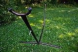 Vivere UHS8-CHA Universal Hängematte Gestel, 250cm, Charcoal - 3