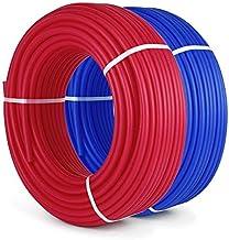 OldFe Ossigeno Barriera PEX Tubi 2 rollen 1/2 inch x 100/300 voet buis EVOH PEX-B voor vloerverwarming voor commercieel ge...