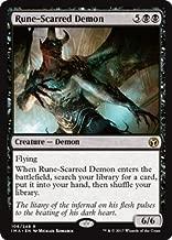 Rune-Scarred Demon - Iconic Masters