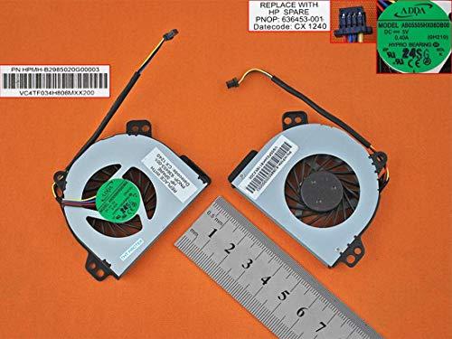 Kompatibel für HP Pavilion DM1-3200, DM1Z-3000 Lüfter Kühler Fan Cooler CTO