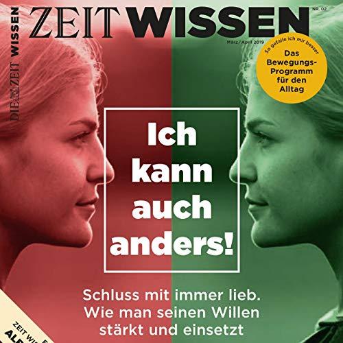 『ZeitWissen, März / April 2019』のカバーアート