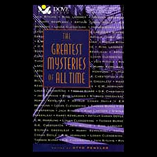 The Greatest Mysteries of All Time audiobook cover art