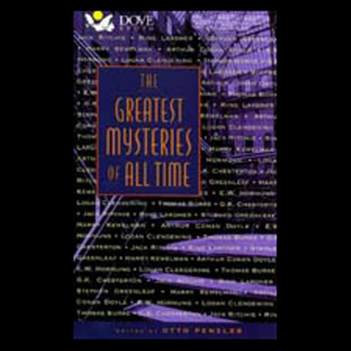 Couverture de The Greatest Mysteries of All Time