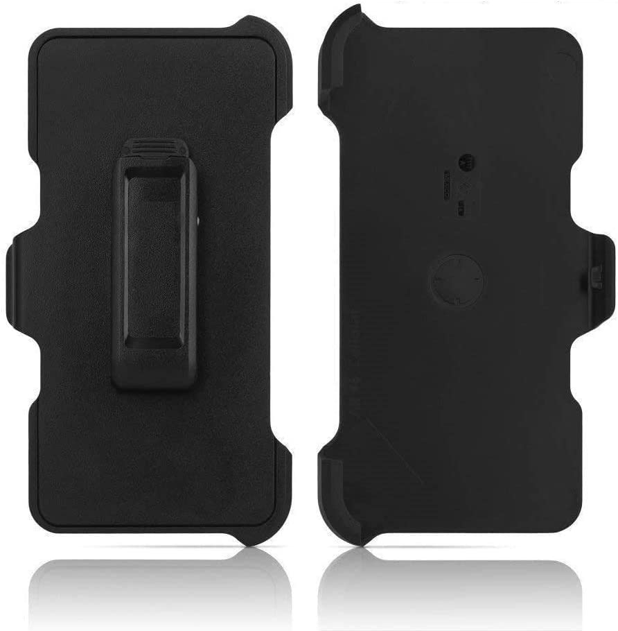 2 Pack Eeejumpe Replacement Holster Belt Clip for Apple iPhone 6/6S/7/8 Otterbox Defender Case(Only 4.7