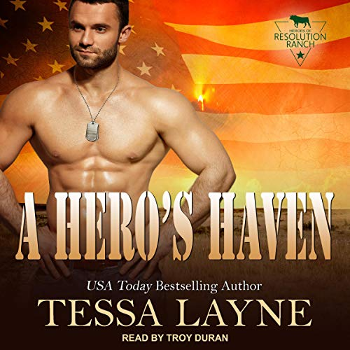 A Hero's Haven audiobook cover art
