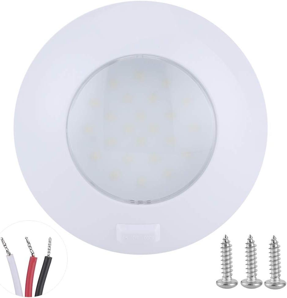 Max 55% OFF Ceiling Dome Light Auto Interior 24 LED Max 78% OFF Roun