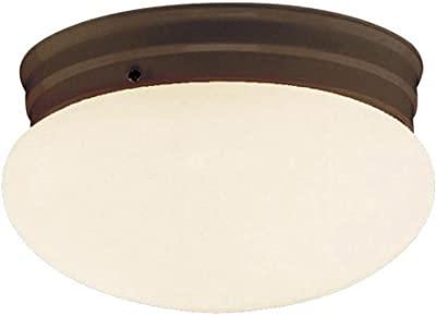 Trans Globe Lighting PL-3618 WH Indoor Dash Flushmount White Finished