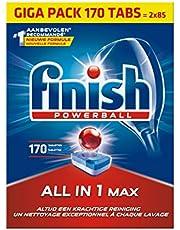 Finish All in 1 Max Regular vaatwastabletten