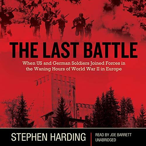 The Last Battle copertina