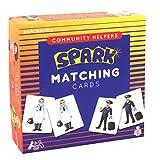 SPARK INNOVATIONS Community Helpers Jeu de mémoire pour enfants avec motricité fine